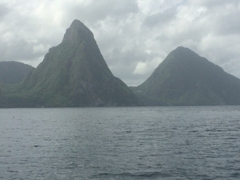 The Pitons St. Lucia