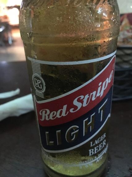 Red Stripe Light Beer