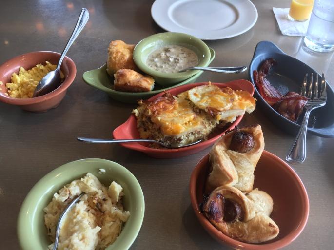 PD breakfast