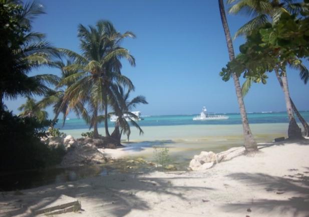 Domincan Rep beach