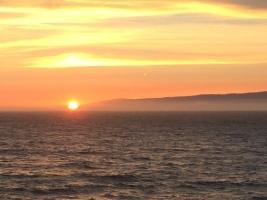 Alaskan sunset