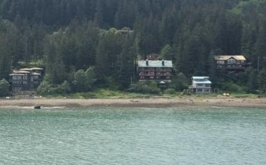 Houses in Juneau