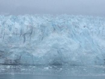 Glacier Bay--calving glacier