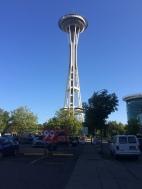 Space Needle Seattle, WA